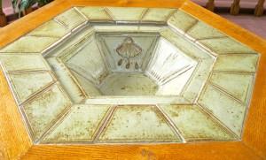 Baptismal Font Interior