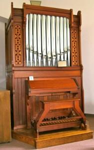 Hook and Hastings organ