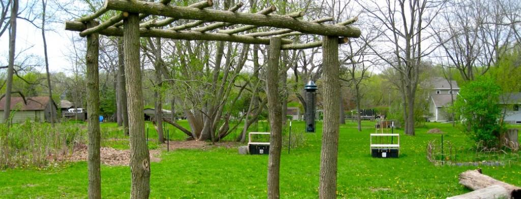 Kinderhaus Outdoor Play Area