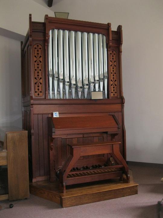 Good Shepherd Organ
