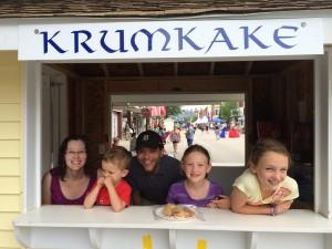 Krumkake Workers