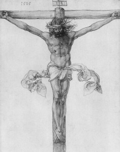 christ-on-the-cross durer