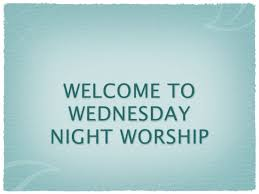 Wed Night Worship
