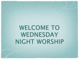 Wed Night Worship