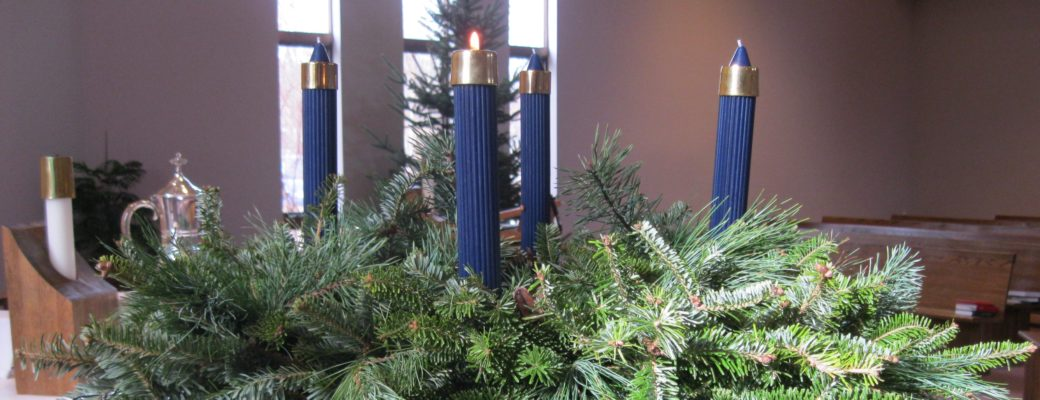 ADVENT SERVICES AT GOOD SHEPHERD