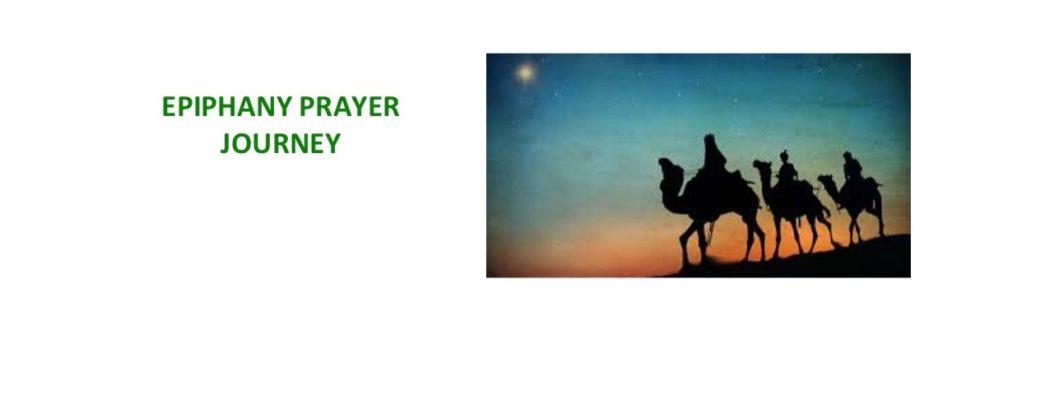 EPIPHANY PRAYER JOURNEY