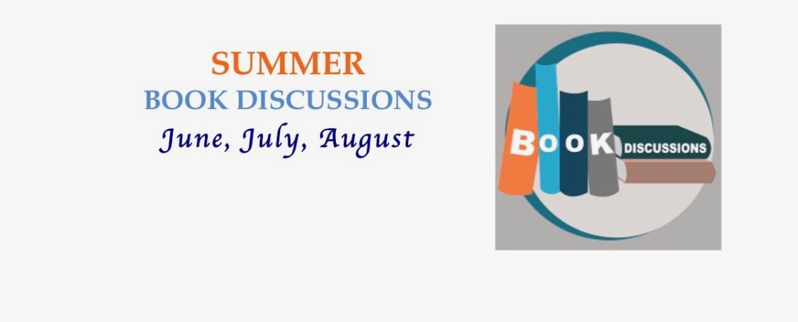 Summer Book Discussions