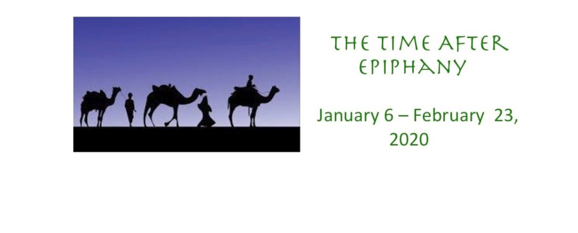 The Time After Epiphany