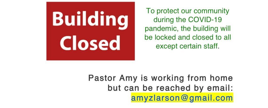 Building Closed